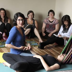 Ontario Rebozo Workshop with Gena Kirby