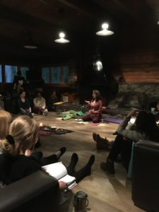 Vancouver Doula Retreat: Spring 2020 @ Camp Capilano